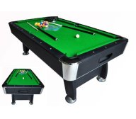 Classic Pool / Billiard Table 6.5 Ft | Tip Top Sports Malta | Sports Malta | Fitness Malta | Training Malta | Weightlifting Malta | Wellbeing Malta