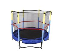 Kids Indoor Trampoline With Safety Net 5ft | Tip Top Sports Malta | Sports Malta | Fitness Malta | Training Malta | Weightlifting Malta | Wellbeing Malta