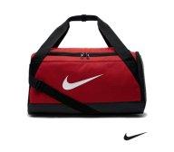 Nike Brasilia Extra Small Duffel Flint Grey Malta  ec29513340077