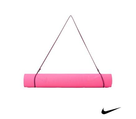 Nike Fundamental Yoga Mat 3mm Vivid Pink Malta Mats Malta Tip