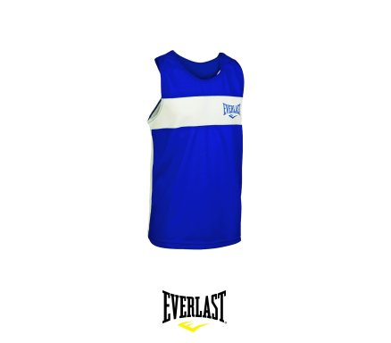 1a2fb82671106 Everlast Competition Contrast Top Blue Malta
