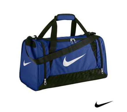ce8e8d8cb241 Nike Brasilia 6 Duffel Royal Blue Malta