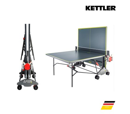Kettler Axos Indoor 3 Table Tennis Malta Table Tennis