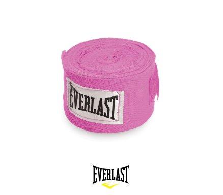 "Everlast 108/"" Boxing Handwraps-Natural"