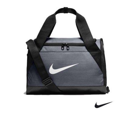 988e6f520f Nike Brasilia Extra Small Duffel Flint Grey Malta