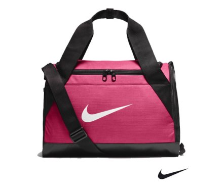 9dff72005991 Nike Brasilia Extra Small Duffel Vivid Pink Malta